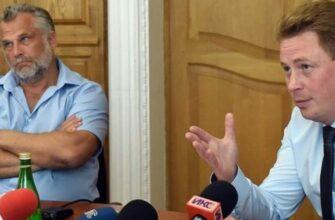 Губернатор Севастополя ушел в отставку