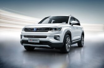 "Озвучена цена еще одного ""Крета-киллера"" – Changan CS35 Plus"