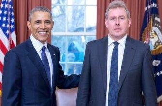В Белом доме идет «драка на ножах». Хулиганская переписка посла ее величества