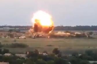 Ополченцы ДНР применили УР-83П под Марьинкой (видео)