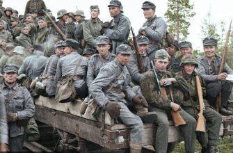 Расстреляли восемь русаков. Я не почувствовал никакой жалости.