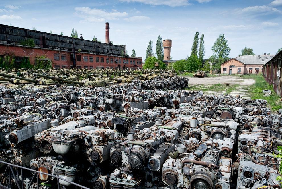 Китайские размышления на тему того, что стало с украинской промышленностью, которая досталась Украине в наследство от СССР