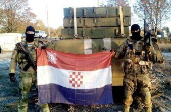 """Объемное исследование о хорватских фашистах в составе карательного полка """"Азов"""""""