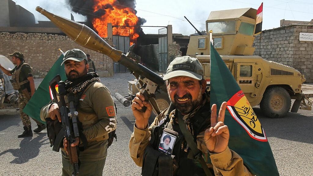 США должны уйти с Ирака или столкнуться с последствиями