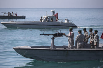 Страсти накаляются: Иран пытался остановить британское судно