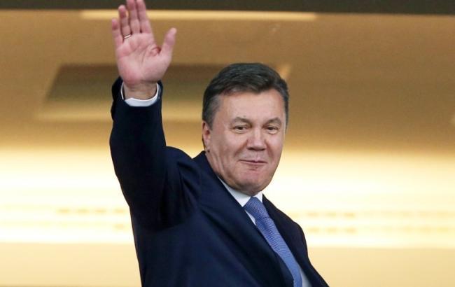 Очередная зрада. ЕС снял санкции с Януковича