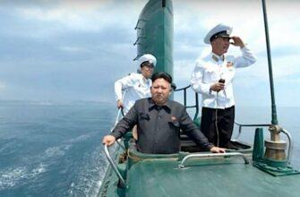 В КНДР ввели в строй новую подводную лодку