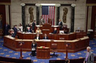 Законопроект о новых санкциях против России внесен в конгресс США