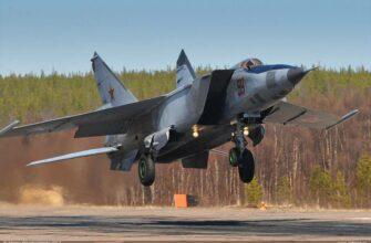 День авиации войск ПВО РФ