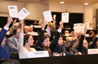 Открылось истинное лицо ОБСЕ, отклонившей российскую резолюцию о борьбе с героизацией нацизма