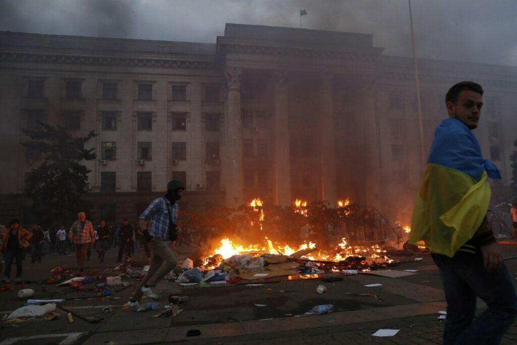 Дело о массовых убийствах в Одессе может сдвинуться с мертвой точки