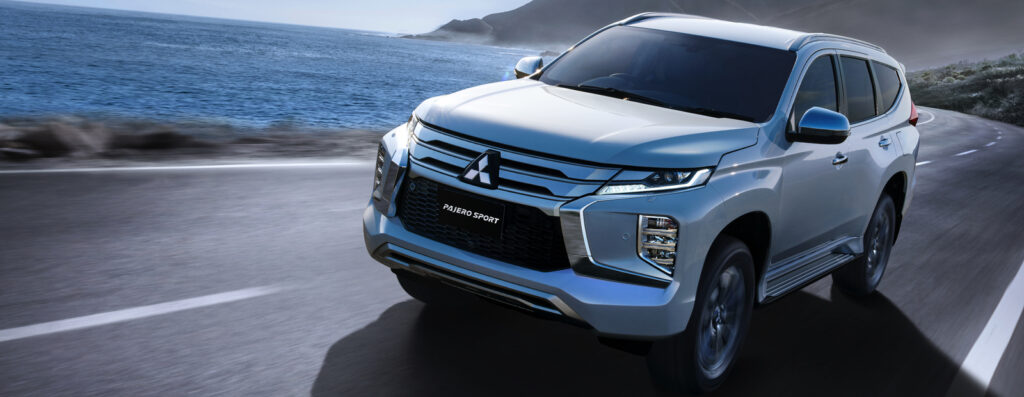 Меньше слёз: Mitsubishi показала обновленный Pajero Sport
