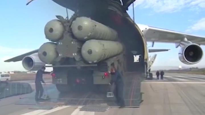 """""""Триумф"""" для Турции: начались поставки С-400"""