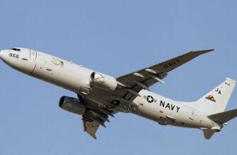 Российский истребитель перехватил американского разведчика, приближающегося к Крыму