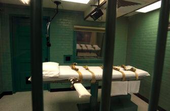 В США официально восстановили смертную казнь