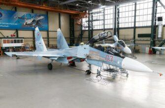 ОКБ Сухого разрабатывает новую модификацию истребителя Су-30СМ