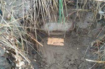 Сотрудники УФСБ обнаружили в Кропоткине несколько тайников со взрывчаткой
