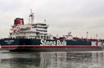 Иран арестовал два британских танкера