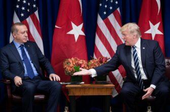 Пять причин турецко-американских разногласий