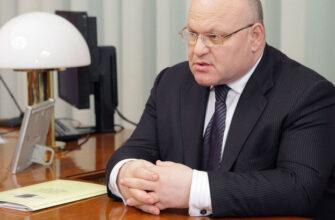 За ущерб в 24 миллиона рублей экс-глава Еврейской автономной области получил 4 года условно