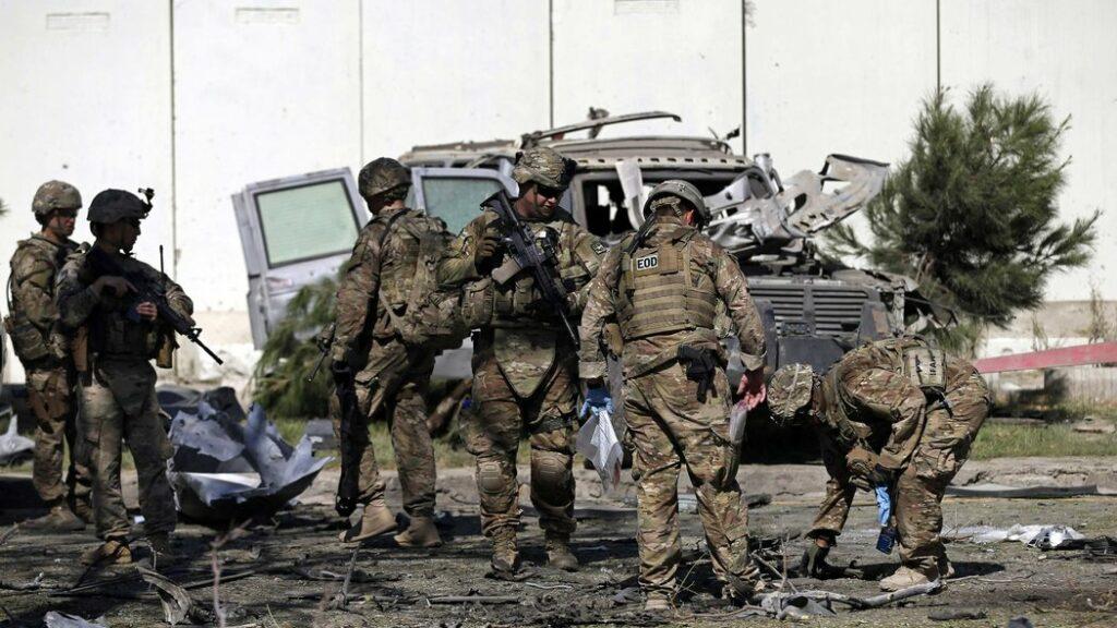 США планируют полный выход из Афганистана