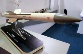 """ВВС Индии примут на вооружение собственные ракеты""""воздух-воздух"""" Astra"""