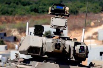 Минобороны Израиля показало перспективную, «умную» бронетехнику