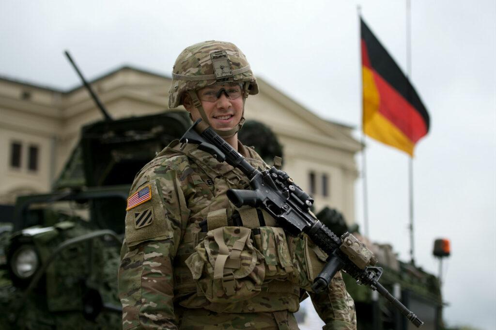 Немцы подсчитали во сколько им обошлась американская армия за семь лет