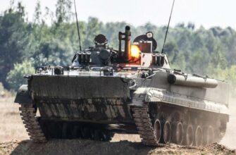 БМП-3 получит защиту от снарядов и ракет