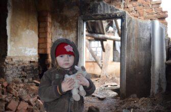 «Самое страшное - это седые дети». Как жила Донецкая Петровка в 2014 году