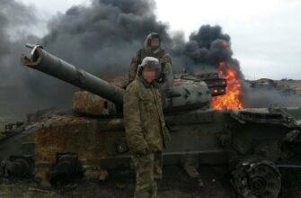 Интересный обзор трагических и смешных историй из жизни бронетехники в ходе войны на Донбассе