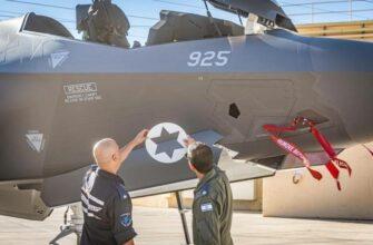 В Ираке заявили об использовании Израилем F-35 при ударе по базе «Аль-Бахр»