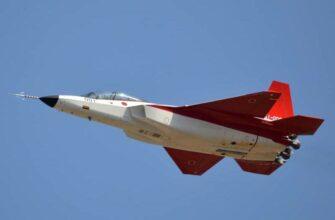 Япония заявила о планах создания собственного малозаметного истребителя