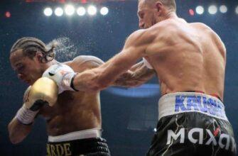 Чемпион мира по боксу Сергей Ковалев посвятил победу Максиму Дадашеву
