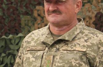 Из порошенковского призыва. Зеленский сменил командующего ВСУ на Донбассе