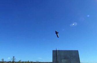 """Видео от Бундесвера с модернизированной крылатой авиационной ракете """"Taurus"""""""