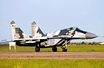 Украинские МиГи будут модернизировать израильские компании