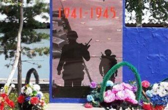 На памятнике погибшим солдатам ВОВ изобразили солдат НАТО