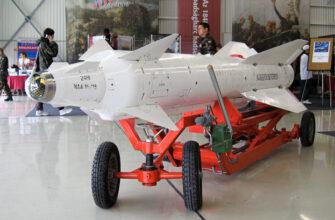 Военные случайно запустили в Крыму управляемую ракету