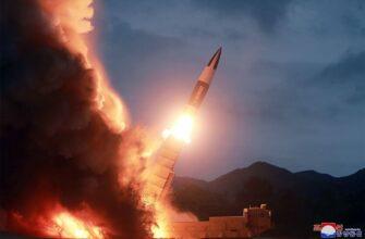 Новые баллистические ракеты Ким Чeн Ира