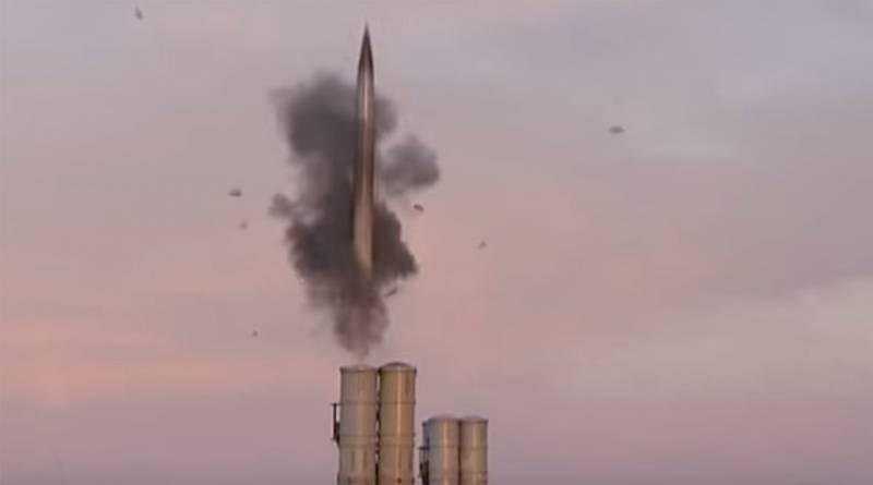 """Заявлено, что РФ якобы """"разрешила"""" Сирии применять С-300 по израильским самолётам"""
