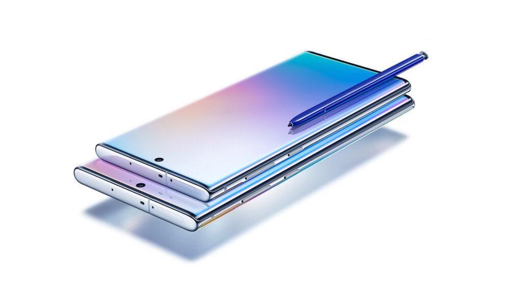 Samsung Galaxy Note10: два размера, три камеры и интеграция с ноутбуком