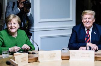 "Разногласия привели отношения Берлина и Вашингтона ""на дно"""