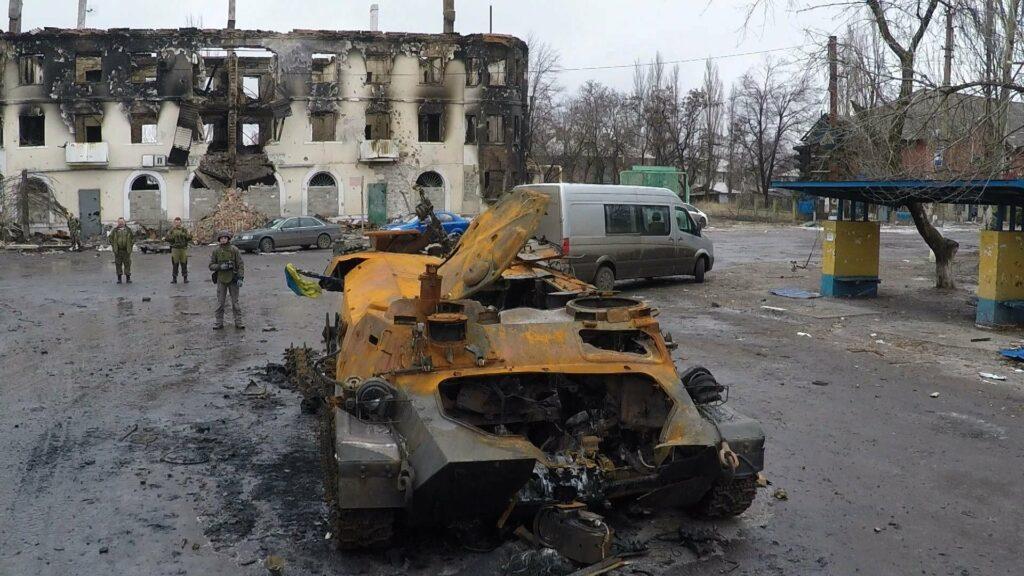 Захарченко: Углегорск стал нашим Рубиконом!