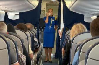 """Иностранные пассажиры отреагировали на исполнение """"Ще не вмерла"""" на украинских рейсах"""