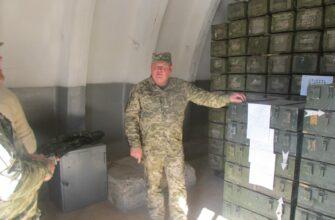 Даже НАТО не может справиться с украинскими прапорщиками