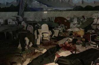 Взрыв на свадьбе в Кабуле: число жертв увеличилось до 63, ранены более 180 человек