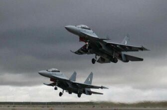 Крупную партию российских истребителей закупит Алжир