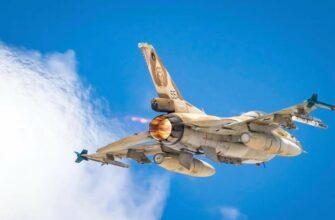 Израиль нанес очередной авиаудар по Сирии
