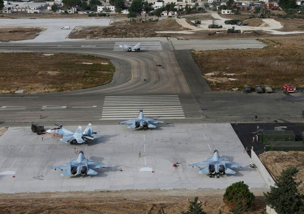 Мы остаемся в Сирии надолго